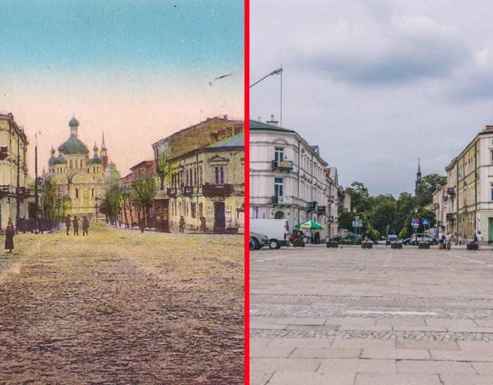 [FOTO] Kielce na przestrzeni lat. Czy miasto zmieniło się tak bardzo?