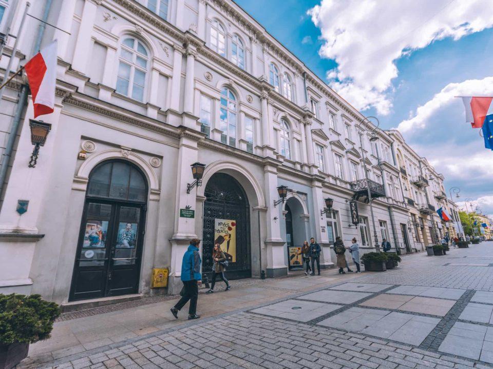 Teatr Żeromskiego