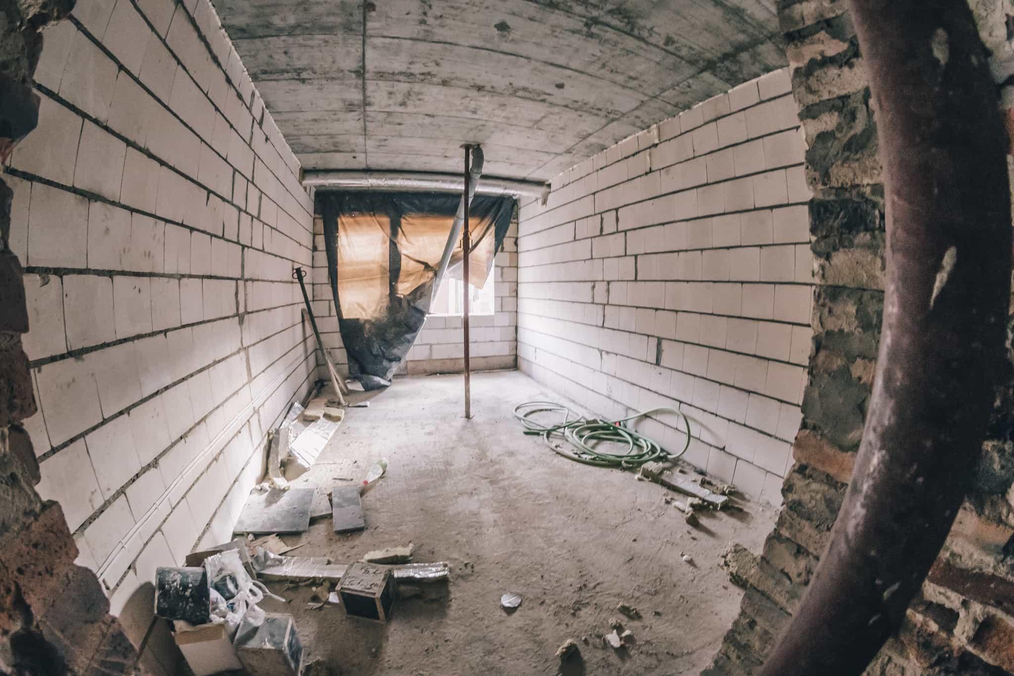 Budowa Nowej Przestrzeni Teatru Żeromskiego WDK-10