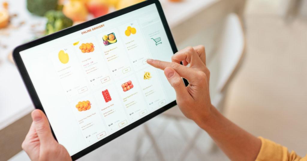 Tutaj zrobimy zakupy spożywcze online. #WspieramyLokalnyBiznes